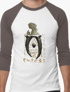The Shadow Men's Baseball ¾ T-Shirt