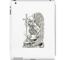 Angel Of Light iPad Case/Skin