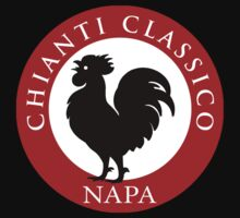 Black Rooster Napa Chianti Classico  by roccoyou