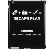 The Guardian's Escape Plan iPad Case/Skin