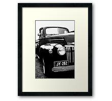 Ford  Framed Print
