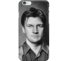 malcolm reynolds iPhone Case/Skin