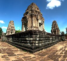 East Mebon by Chris Muscat