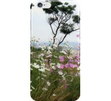 Not too far from home iPhone Case/Skin