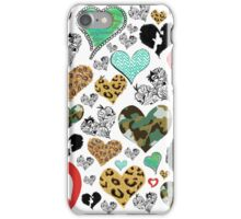 Cross My Heart iPhone Case/Skin