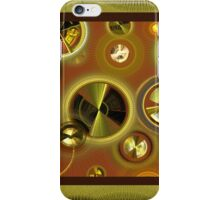 A Spin on Things iPhone Case/Skin