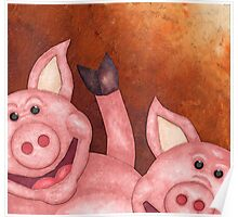 Pigs Poster
