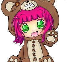 LEAGUE OF LEGENDS ANNIE by lordhelix