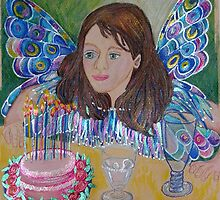Maddie's Birthday by Lynne Kells (earthangel)