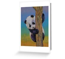 Peekaboo  Greeting Card
