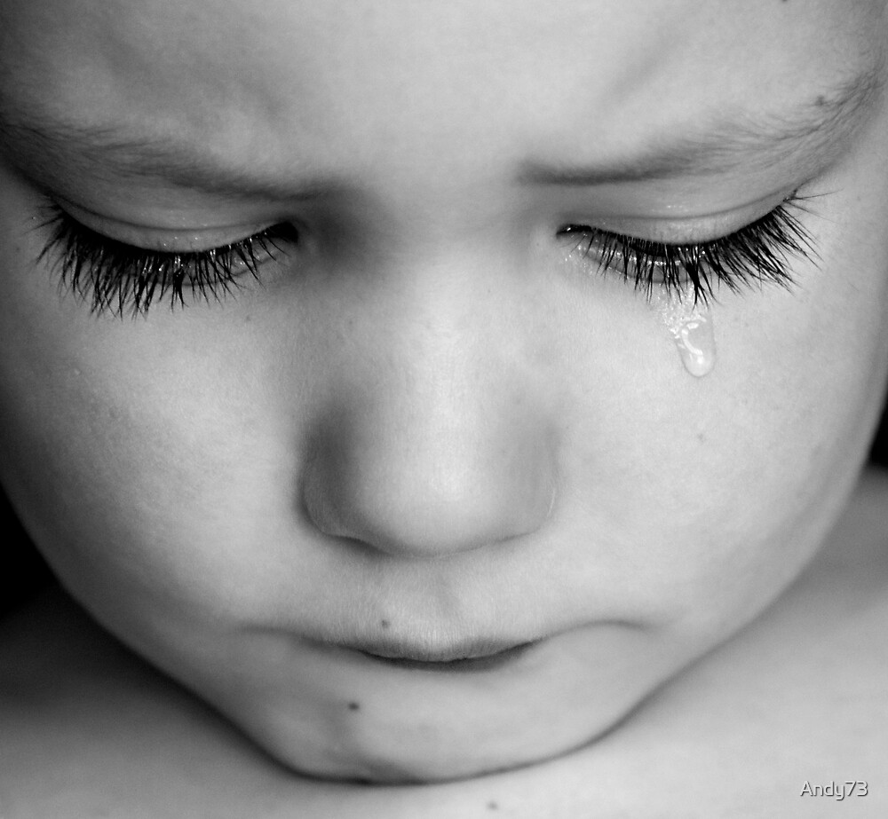 Tears and all... by Andy73