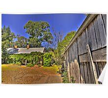 Schwerkolt Cottage Poster
