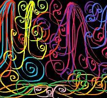 Ribbons by brenwebb