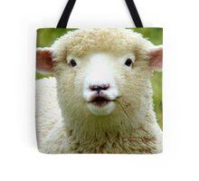 Oooh! La La... - Baby Lamb - Sheep - NZ Tote Bag