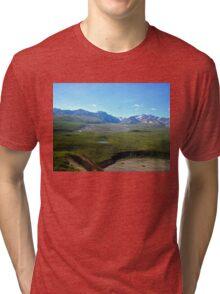 After The Runoff  Tri-blend T-Shirt