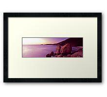 Whisky Bay - Wilsons Promontory Framed Print