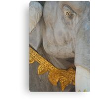 Strong and proud Canvas Print