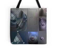 Ancient Languages of Astrological Alignments Tote Bag