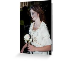 Zombie 53 Greeting Card