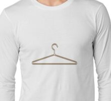 Coathanger t-shirt Long Sleeve T-Shirt