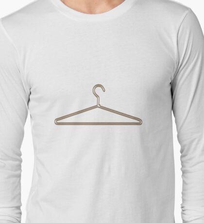Coathanger t-shirt Long Sleeve T-Shirt