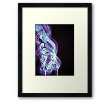 Bag of Bones Framed Print