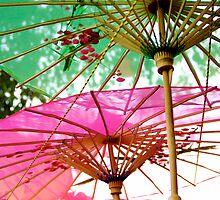 Lisa's Umbrella by AlMiller