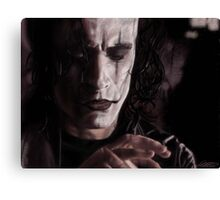 The Crow Canvas Print