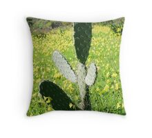 Hi Honey, I'm Home! Throw Pillow