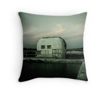 Merewether Baths Throw Pillow