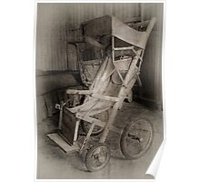 The Stroller ~ Temora Museum NSW Poster