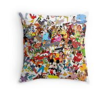 Disney Throw Pillow
