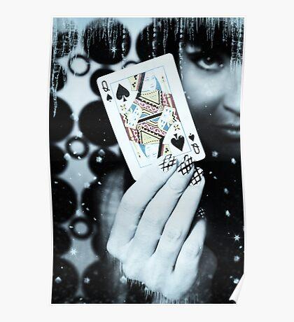 Ice Queen... Poster