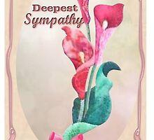 Sympathy Card by Ann12art