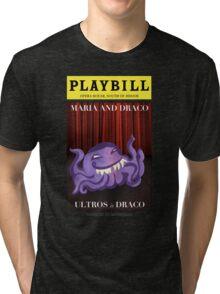 'Maria and Draco' feat. Ultros - Final Fantasy VI Tri-blend T-Shirt