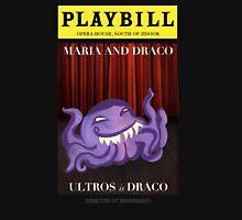 'Maria and Draco' feat. Ultros - Final Fantasy VI Mens V-Neck T-Shirt