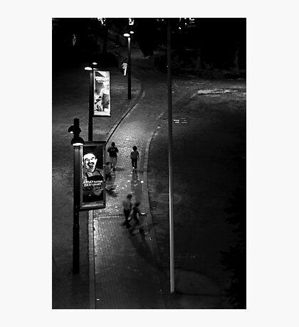 Around every corner Photographic Print