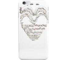 Chanson L'Amour: Vintage Romance iPhone Case/Skin