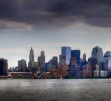 New York City by Mike  Savad
