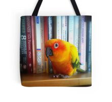 You've Got To Be Kidding Me! A Book By Les Parrott - Sun Conure - NZ Tote Bag