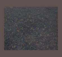 HDR Composite - Gravel Under Water at Boat Landing One Piece - Short Sleeve