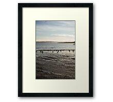 lambeth walk, st ives 2 Framed Print
