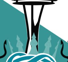 Rep Your City: Seattle Sticker