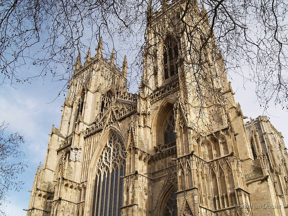 York Minster by Jonathan Dower