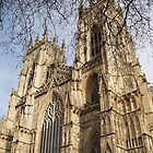 York Minster by Jonathan Dower