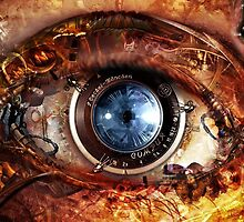 Mechanical eye by designjob