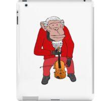 Chimp Maestro iPad Case/Skin