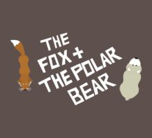 The Fox and the Polar Bear by tommytoast