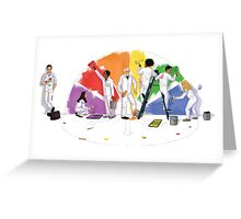 COMMUNITY Greeting Card