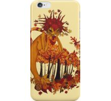Autumn Spirit iPhone Case/Skin